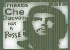 Che Guevara illustration vektor illustrationer