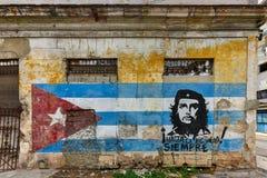 Che Guevara - La Havane, Cuba image libre de droits