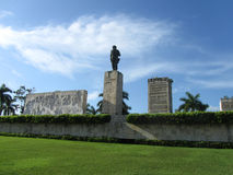 The Che Guevara Mausoleum. Is a memorial in Santa Clara, Cuba. It houses the remains of executed Marxist revolutionary Ernesto Che Guevara and twenty-nine of Stock Photography