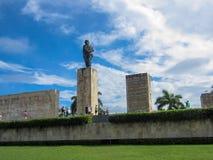 Che Guevara mauzoleum zdjęcie royalty free