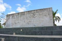 Che Guevara mauzoleum obraz royalty free