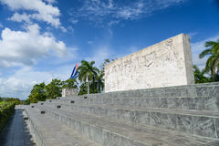 Che Guevara mauzoleum w Kuba fotografia royalty free
