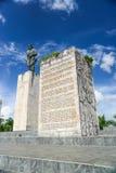 Che Guevara mauzoleum w Kuba zdjęcie royalty free