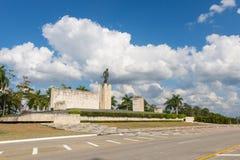 Che Guevara Memorial och museum i Santa Clara, Kuba royaltyfri bild