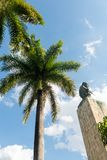 Che Guevara Memorial och museum i Santa Clara, Kuba arkivbilder