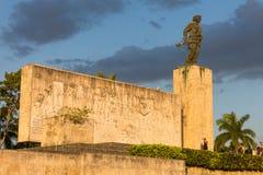 Che Guevara Memorial och museum i Santa Clara, Kuba royaltyfria bilder