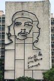 Che Guevara-monument in Havana, Cuba Royalty-vrije Stock Foto's
