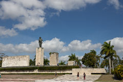 Che Guevara Monument and Mausoleum - Santa Clara, Cuba Stock Photo