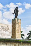 Che Guevara Monument, Plaza de la Stock Photos