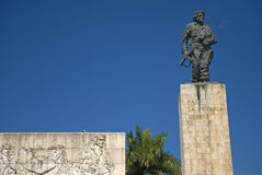 Che Guevara Monument, Santa Clara, Cuba Royalty Free Stock Photography