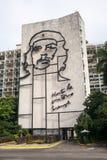Che Guevara Mural Royalty Free Stock Image