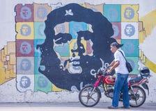 Che Guevara mural Stock Images