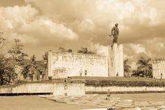Che Guevara muzeum w Santa Clara i pomnik, Kuba fotografia stock