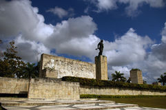 Che Guevara pomnik. fotografia royalty free