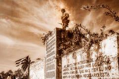 Che Guevara pomnik obraz stock