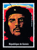 Che Guevara Postage Stamp Royalty Free Stock Images