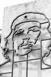 Che Guevara in Revolutie Vierkant Havana Stock Afbeelding