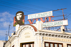 Che Guevara Sign Royalty Free Stock Images