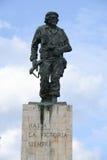 Che Guevara statue and the mausoleum in Revolution Square Stock Photo