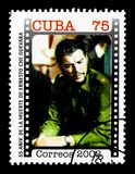 Che Guevara, 35ste Verjaardag van de dood van Ernesto Che Guev Stock Afbeelding