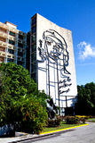 Che Guevara steel outline Royalty Free Stock Photo