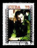 Che Guevara, 35th rocznica śmierć Ernesto Che Guev obraz stock