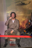Che Guevara wax figure at the Wax Museum Stock Image