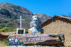 Che Guevara zabytek fotografia stock