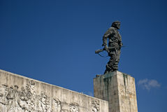 Che Guevara zabytek, Santa Clara, Kuba zdjęcia stock