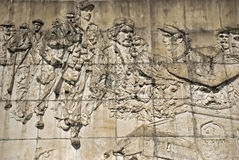 Che Guevara zabytek, Santa Clara, Kuba obrazy stock