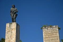 Che Guevara zabytek, Santa Clara, Kuba obrazy royalty free