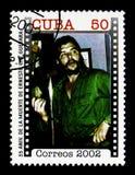 Che Guevarra,埃内斯托Che Gue逝世的第35周年  库存照片