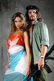 Che. Le Cuba Libre Photographie stock