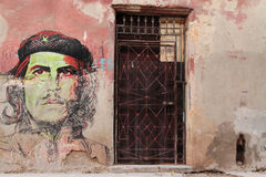Che portrait Royalty Free Stock Photography