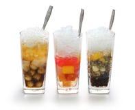 Che, sopa dulce fría vietnamita del postre foto de archivo libre de regalías