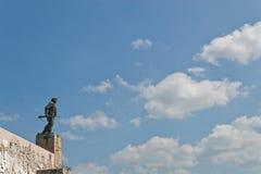 Che statua fotografia royalty free