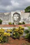 Che Stone Mosaic in Matanzas Stockbilder