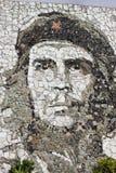 Che Stone Mosaic in Matanzas Royalty Free Stock Image