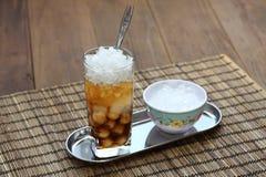 Che, wietnamczyk zimna słodka deserowa polewka zdjęcie stock