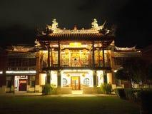 Cheah Kongsi, Georgetown, Penang, héritage de l'UNESCO images libres de droits