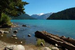 cheakamus jeziora Zdjęcia Royalty Free