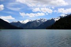 Cheakamus jezioro Obrazy Royalty Free