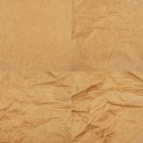 Cheap brown packaging paper Royalty Free Stock Photo