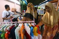 Cheap clothes Stock Photos