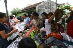 Cheap clothes Stock Photo