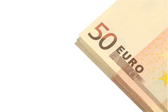 Cheap-Money-Euro-European currency Royalty Free Stock Photo