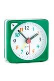 Cheap quartz alarm clock Stock Image
