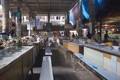 Cheap restaurants Stock Photo