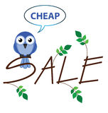 Cheap sale Royalty Free Stock Images