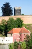 Cheb, Δημοκρατία της Τσεχίας στοκ φωτογραφίες